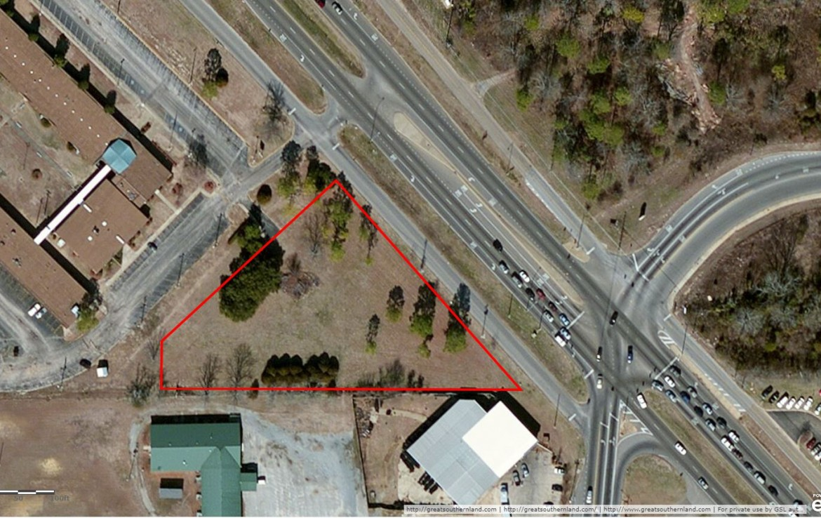 Highway 2312 South commercial property for sale in Alabama
