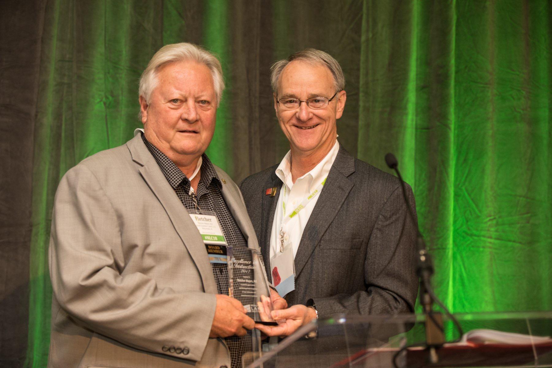 Alabama Land Leader Receives National REALTORS Land Institute Award