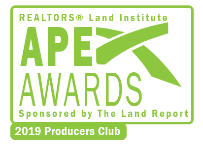 Leisy and Perryman Recognized as Part of RLI's 2019 APEX Producers Club